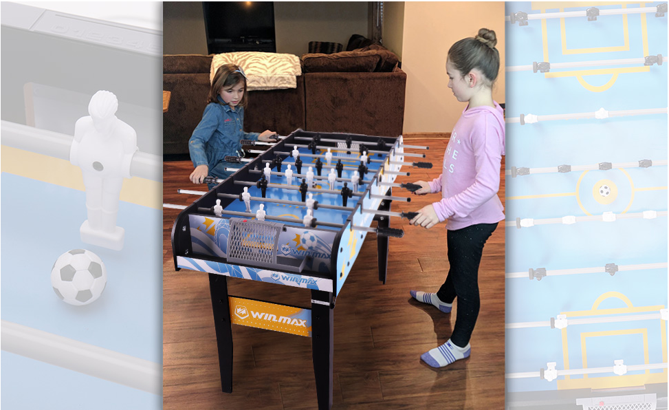 soccer foosball table WINMAX